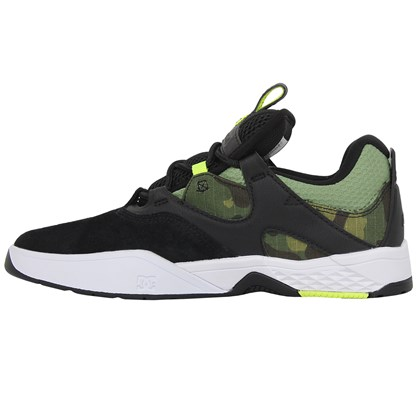 Tênis DC Shoes Kalis SE Oil Green