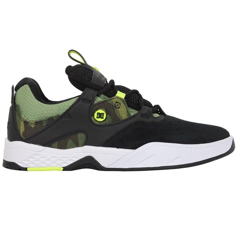 Tênis DC Shoes Kalis SE Oil Green