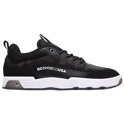 Tênis DC Shoes Legacy 98 Slim SE Black Camo