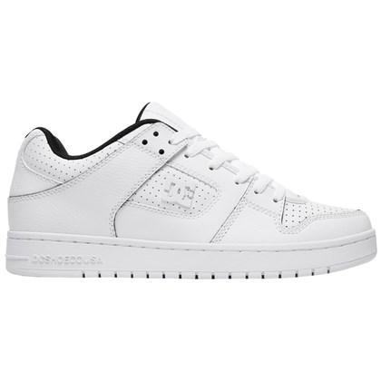 Tênis DC Shoes Manteca SE White Black
