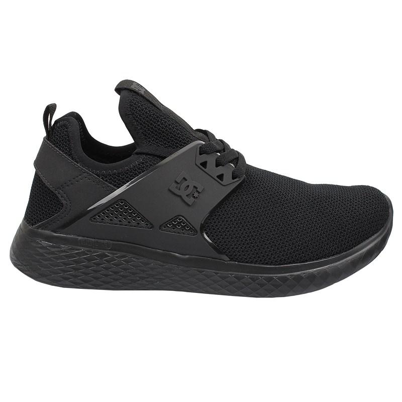 Tênis DC Shoes Meridian Black Black - Surf Alive a96973ad05b70
