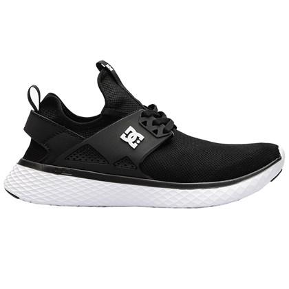 Tênis DC Shoes Meridian Black White