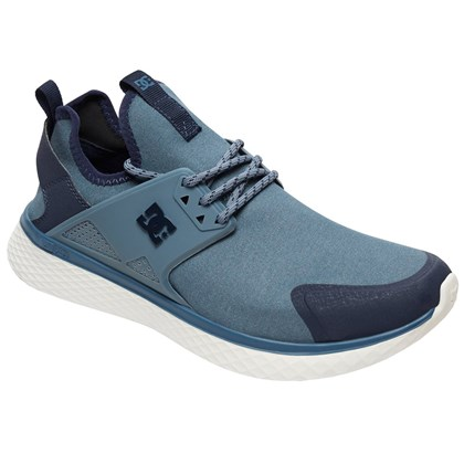 Tênis DC Shoes Meridian Prestige Blue