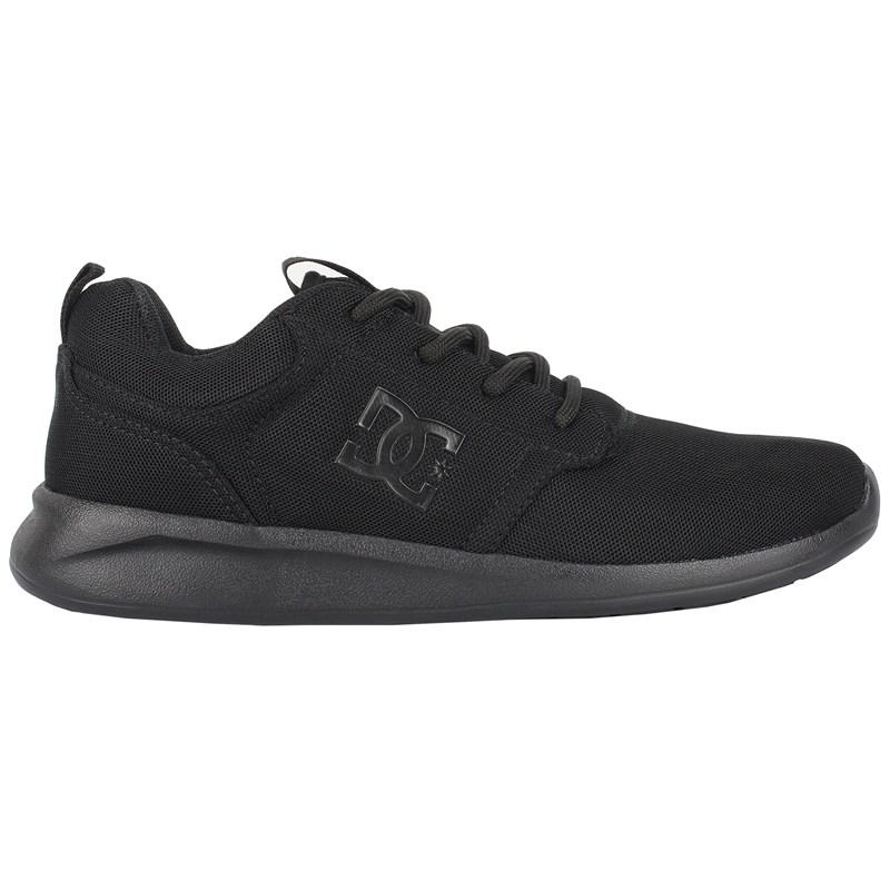 Tênis DC Shoes Midway Black