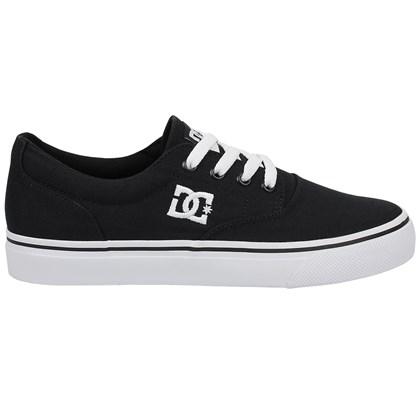 Tênis DC Shoes New Flash 2 TX Black White