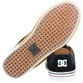 Tênis DC Shoes Sultan S Black White Gum