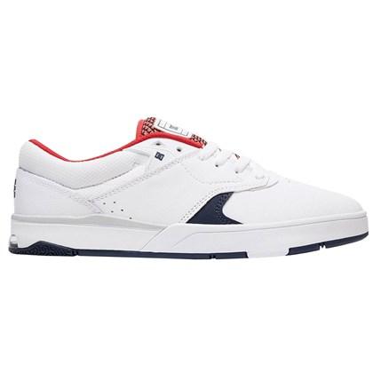 Tênis DC Shoes Tiago S White