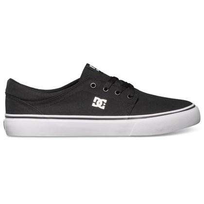 Tênis DC Shoes Trase TX Black White