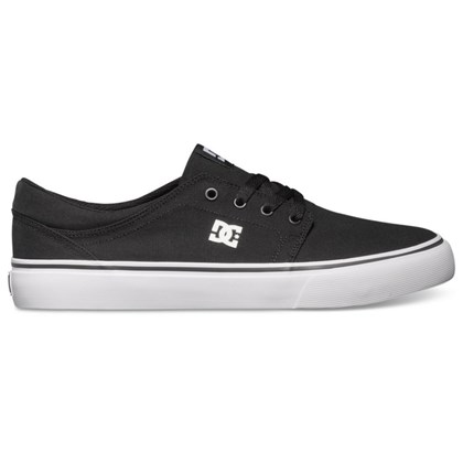 Tênis DC Shoes Trase TX Black White
