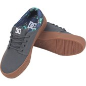 Tênis DC Shoes Trase TX SE LA Grey Gum