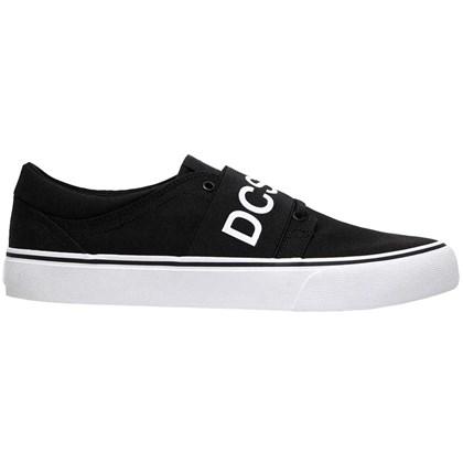 Tênis DC Shoes Trase TX SP Black Graphic