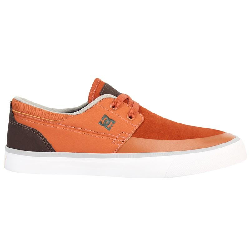 Tênis DC Shoes Wes Kremer 2 S Brown Brown Green