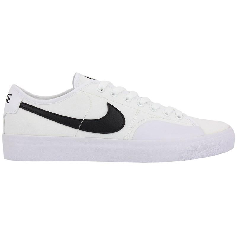 Tênis Nike SB BLZR Court White Black White