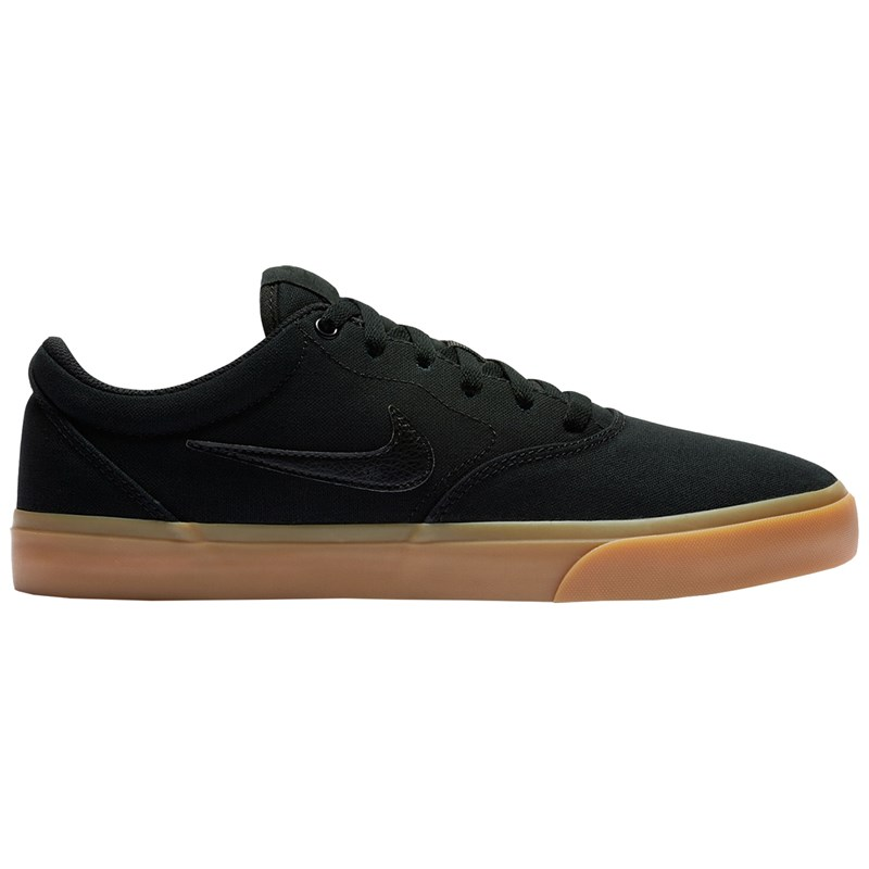 Tênis Nike SB Charge Canvas Black Black