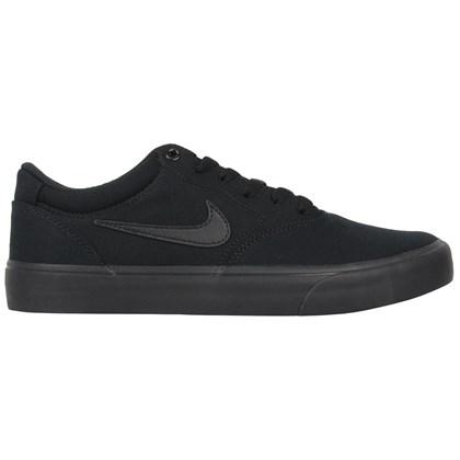 Tênis Nike SB Chron 2 Canvas Black Black