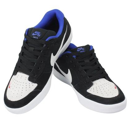 Tênis Nike SB Force 58 Black Photon Dust
