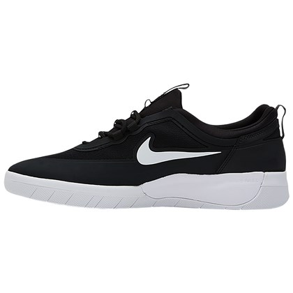 Tênis Nike SB Nyjah Free 2 Black White
