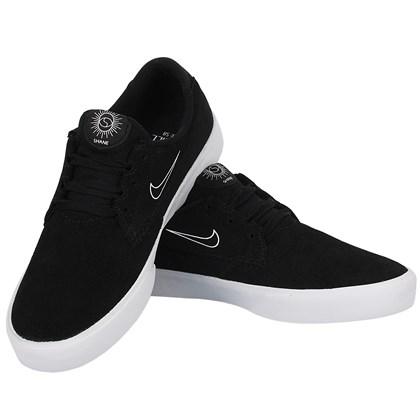 Tênis Nike SB Shane Black Black White