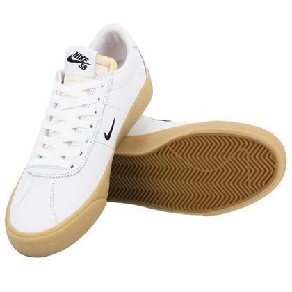 Tênis Nike SB Zoom Bruin Iso White Black