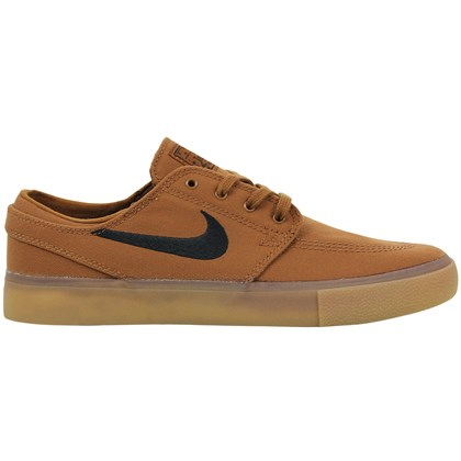 Tênis Nike SB Zoom Janoski Canvas British Tan