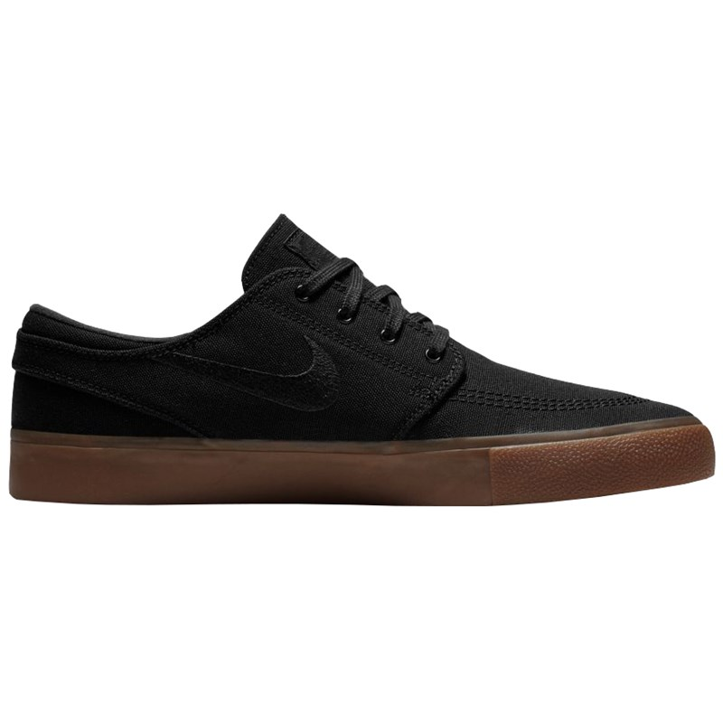 Tênis Nike SB Zoom Janoski Canvas RM Black Gum Light Brown