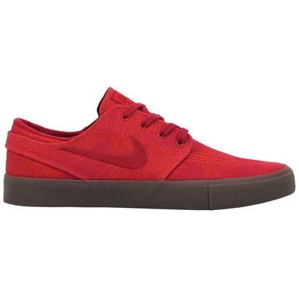Tênis Nike SB Zoom Janoski Canvas RM Premium Chile Red Cardinal Red