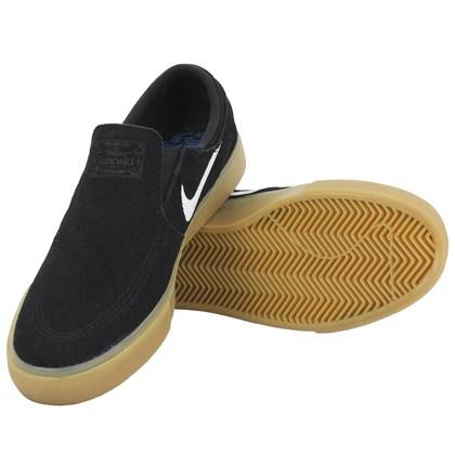 Tênis Nike SB Zoom Janoski Slip RM Black