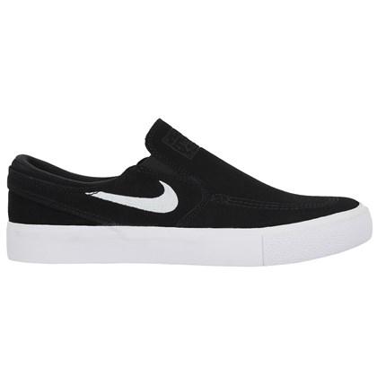 Tênis Nike SB Zoom Janoski Slip RM Black White