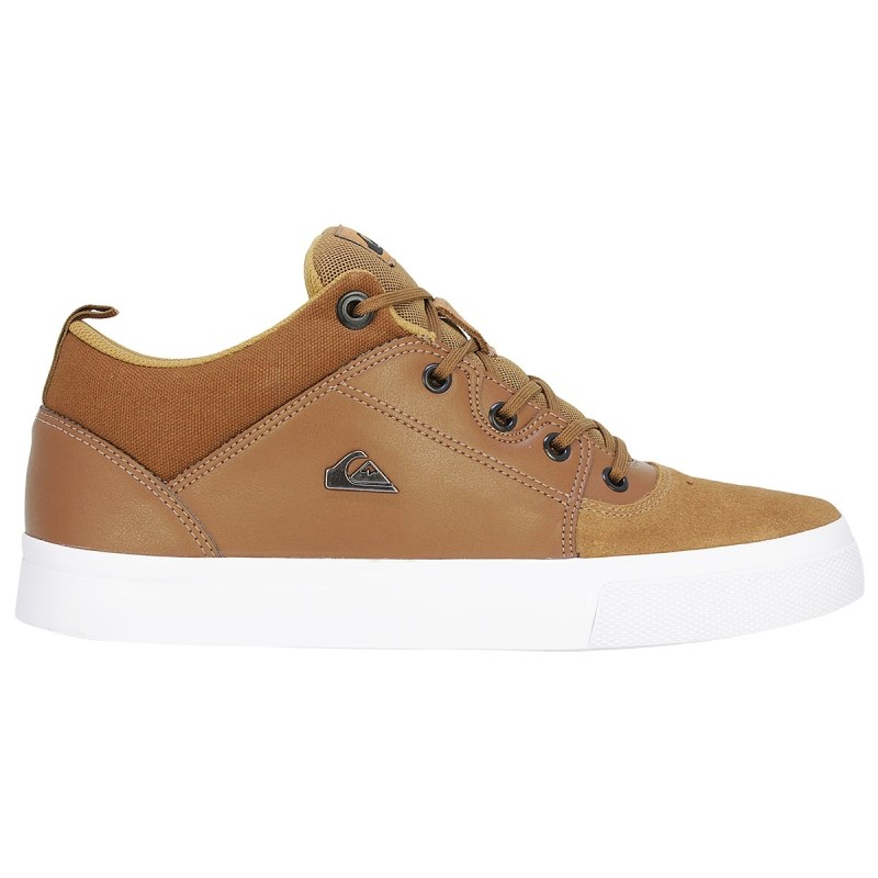 Tênis Quiksilver Slash Brown - Surf Alive d0c2ca225ed