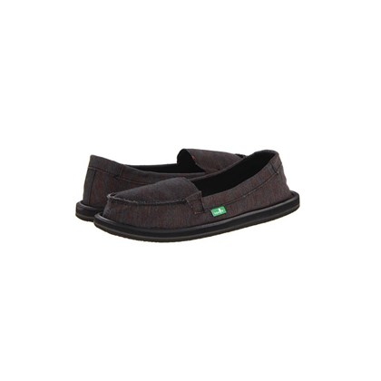 TÊNIS SIDEWALK SURFER SANUK SHORTY FEMININO BLACK MULTI