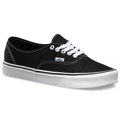 Tênis Vans Authentic Core Lite Black White