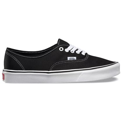 Tênis Vans Authentic Core Lite Black White