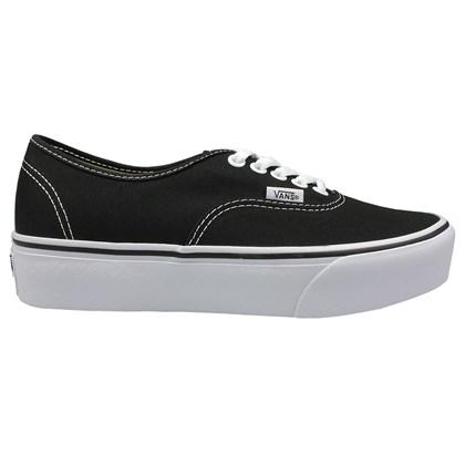 Tênis Vans Authentic Platform 2.0 Black