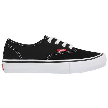 Tênis Vans Authentic Pro Black True White