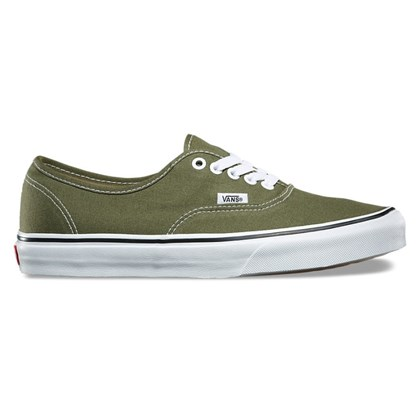 Tênis Vans Authentic Winter Moss True White