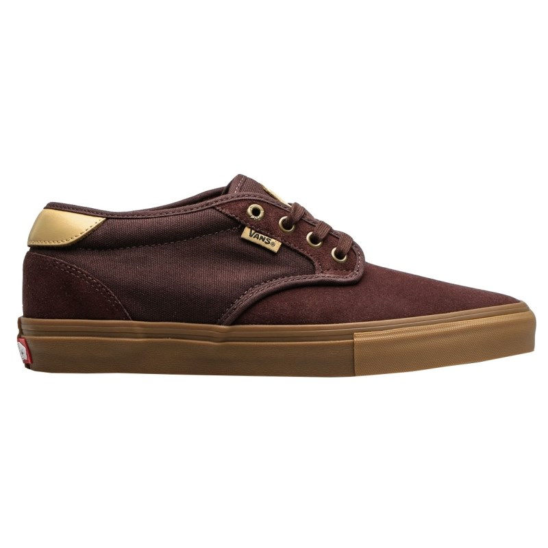 Tênis Vans Chima Estate Pro Coffee Bean Gum