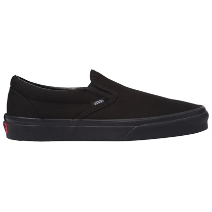 Tênis Vans Classic Slip On Black Black