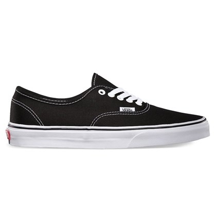 TÊNIS VANS CLASSIC U AUTHENTIC BLACK PRETO