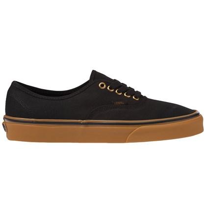 Tênis Vans Classic U Authentic Black Rubber