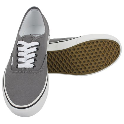 Tênis Vans Classic U Authentic Pewter Black