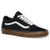 Tênis Vans Old Skool Gumsole Black Medium Gum
