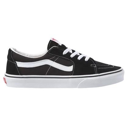 Tênis Vans SK8 Low Black True White