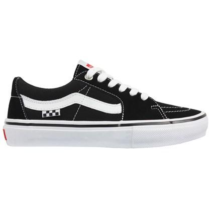Tênis Vans SK8 Low Pro Skate Classics Black White
