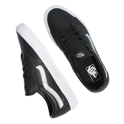 Tênis Vans SK8 Low Reflective Black True White