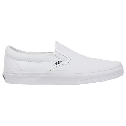 Tênis Vans Slip On True White