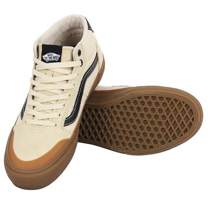 Tênis Vans Style 112 Mid Pro Macadamia Gum