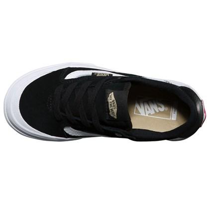 Tênis Vans Style 112 Pro Black White Khaki