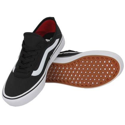 Tênis Vans Zushi SF Comfycush Black True White