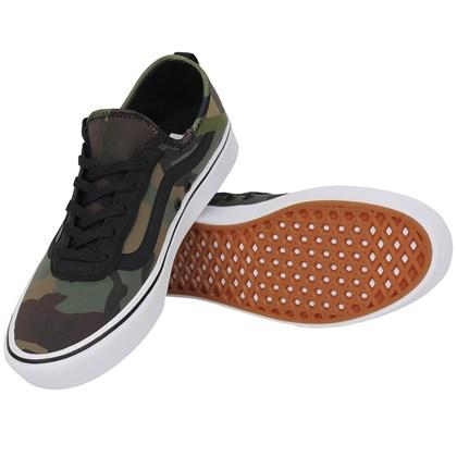 Tênis Vans Zushi SF Comfycush Camo Black Green
