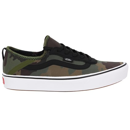 Tênis Vans Zushi SF Comfycush Camo Black Green